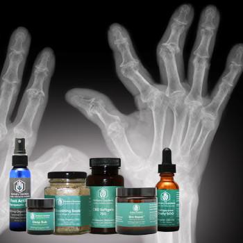 The Leading Cause of Disability in the United States Propelled Ambary Gardens to Find Solutions...CBD for Arthritis