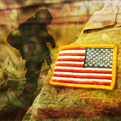 Veterans and CBD