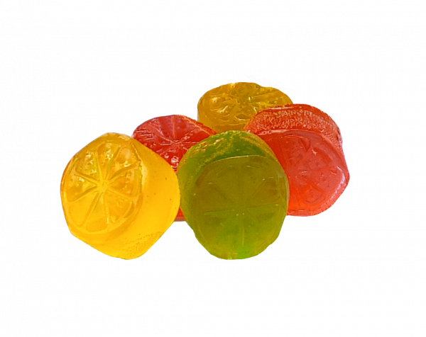 Free Citrus Chillers CBD Gummie Sample With Every Order!